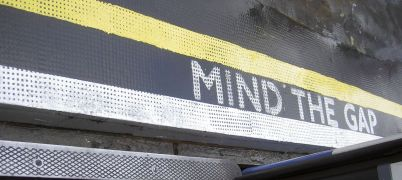 Mind the Gap - AnAccidentalAnarchist.com