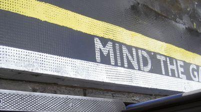Mind the Gap - AnAccidentalAnarchist.com